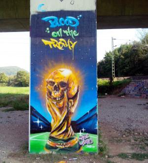Fußball WM Pokal