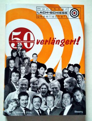 Buch Münchner Lach Schiess Gesellschaft Kabarett München