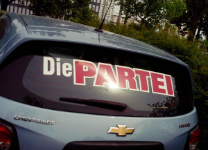 Satire Partei