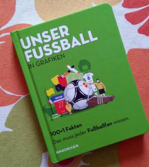 lustiges Fußballbuch als Geschenkidee