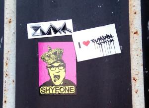 shyeone sticker