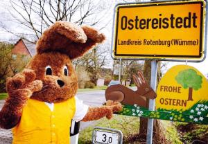 Adresse Osterhase