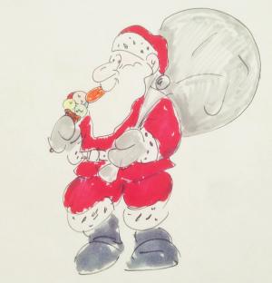 Hier gibt`s Witze zu Weihnachten.