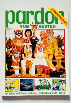 Pardon Satiremagazin Bd 14